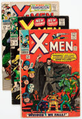 Bronze Age (1970-1979):Superhero, X-Men Group of 22 (Marvel, 1966-84).... (Total: 22 Comic Books)