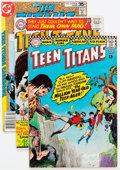 Silver Age (1956-1969):Superhero, Teen Titans Group and 16 (DC, 1966-78).... (Total: 16 Comic Books)