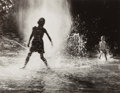 Photographs, Jan Beran (Bosnian, b. 1954). Honicka. Gelatin silver. 11-3/8 x 14-3/4 inches (28.9 x 37.5 cm). Signed and titled in ink...