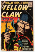 Silver Age (1956-1969):Superhero, The Yellow Claw #4 (Atlas, 1957) Condition: GD....