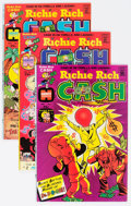 Bronze Age (1970-1979):Cartoon Character, Richie Rich Cash File Copies Group of 132 (Harvey, 1974-82) Condition: Average VF/NM.... (Total: 132 Comic Books)