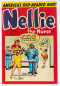 Golden Age (1938-1955):Humor, Nellie the Nurse #24 (Timely/Marvel, 1950) Condition: FN+....