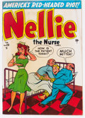 Golden Age (1938-1955):Humor, Nellie the Nurse #26 (Timely/Marvel, 1951) Condition: FN....