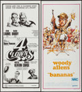 """Movie Posters:Comedy, 4 Clowns & Others Lot (20th Century Fox, 1970). Australian Post-War Daybills (5) (13""""-13.25"""" X 25.75""""-30.25""""). Comedy.. ... (Total: 5 Items)"""