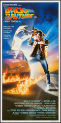 "Movie Posters:Science Fiction, Back to the Future (UIP, 1985). Australian Post-War Daybill (13.25""X 26.75""). Science Fiction.. ..."