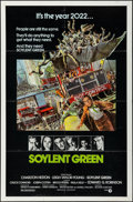 "Movie Posters:Science Fiction, Soylent Green & Others Lot (MGM, 1973). One Sheets (4) (27"" X41""). Science Fiction.. ... (Total: 4 Items)"