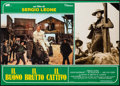 "Movie Posters:Western, The Good, the Bad and the Ugly (PEA, R-1970s). Italian Photobustas (7) (19"" X 26.5""). Western.. ... (Total: 6 Items)"