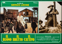 """The Good, the Bad and the Ugly (PEA, R-1970s). Italian Photobustas (7) (19"""" X 26.5""""). Western. ... (Total: 6 I..."""