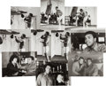 Boxing Collectibles:Memorabilia, Circa 1970 Muhammad Ali Photographs Lot of 44.. ...