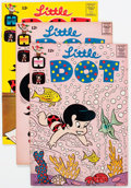 Silver Age (1956-1969):Humor, Little Dot File Copies Short Box Group (Harvey, 1964-76) Condition: Average NM-....