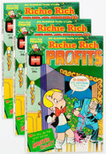 Bronze Age (1970-1979):Cartoon Character, Richie Rich Profits #1 File Copy Group of 25 (Harvey, 1974) Condition: Average NM-.... (Total: 25 Comic Books)