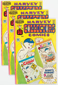 Bronze Age (1970-1979):Cartoon Character, Harvey Collectors Comics #2 File Copy Long Box Group (Harvey, 1975)Condition: Average VF+....