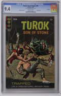 Silver Age (1956-1969):Adventure, Turok #59 File Copy (Gold Key, 1967) CGC NM 9.4 Off-white pages. Painted cover. Alberto Giolitti art. Overstreet 2006 NM- 9....
