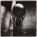 Photographs, Keith Carter (American, b. 1948). Atlas, 1996. Gelatin silver. 14-3/4 x 14-3/4 inches (37.5 x 37.5 cm). Signed, dated, a...
