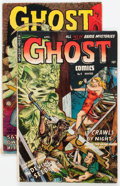Golden Age (1938-1955):Horror, Ghost #5 and 9 Group (Fiction House, 1953-54).... (Total: 2 ComicBooks)
