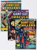 Bronze Age (1970-1979):Horror, Giant-Size Dracula and Others Group of 15 (Marvel, 1974-76)Condition: Average FN/VF.... (Total: 15 Comic Books)