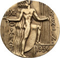Miscellaneous Collectibles:General, 1936 Berlin Summer Olympics Bronze Participation Medal....