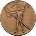 Miscellaneous Collectibles:General, 1932 Los Angeles Summer Olympics Participation Medal....