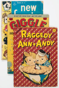Golden Age Humor/Funny Animal Group of 20 (Various Publishers, 1940s-60s) Condition: Average GD.... (Total: 20 Comic Boo...
