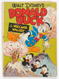 Golden Age (1938-1955):Cartoon Character, Four Color #147 Donald Duck (Dell, 1947) Condition: GD/VG....