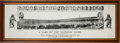 "Baseball Collectibles:Photos, 1908 ""A Yard of the National Game"" Chicago Cubs Panorama...."