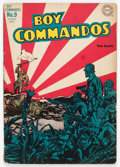 Golden Age (1938-1955):War, Boy Commandos #9 (DC, 1944) Condition: VG....