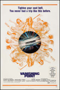 "Movie Posters:Action, Vanishing Point (20th Century Fox, 1971). One Sheet (27"" X 41"").Action.. ..."