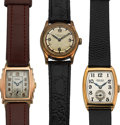 Timepieces:Wristwatch, Three Rolex Canadian Market Watches. ... (Total: 3 Items)
