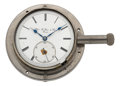 Timepieces:Other , Albert H. Potter & Co. Geneva Recased Detent Chronometer No. 11. ...
