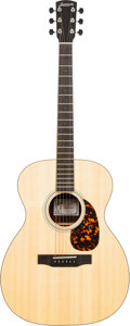 Musical Instruments:Acoustic Guitars, 2003 Larrivée OM-03R Natural Acoustic Guitar, Serial # 03 91760....