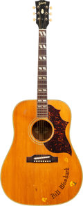Musical Instruments:Acoustic Guitars, 1966 Gibson Country Western Natural Acoustic Guitar, Serial #364686....