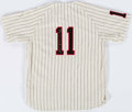 Baseball Collectibles:Uniforms, Luis Aparicio Signed Chicago White Sox Jersey....