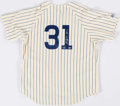 Baseball Collectibles:Uniforms, Fergie Jenkins Signed Chicago Cubs Jersey....