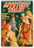 Pulps:Horror, Mystery Tales - March 1940 (Red Circle) Condition: VG/FN....