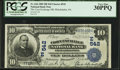 National Bank Notes:Pennsylvania, Philadelphia, PA - $10 1902 Date Back Fr. 616 The Corn Exchange NBCh. # (E)542. ...