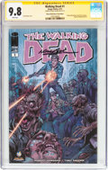 Modern Age (1980-Present):Horror, The Walking Dead #1 Wizard World New York Edition - SignatureSeries (Image, 2013) CGC NM/MT 9.8 White pages....
