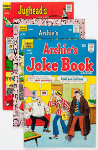 Archie Group of 38 (Archie, 1960s) Condition: Average FN/VF.... (Total: 38 Comic Books)