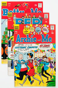 Archie Group of 67 (Archie, 1960s) Condition: Average VF.... (Total: 67 Comic Books)