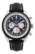 Timepieces:Wristwatch, Breitling Chrono-Matic 49 Chronograph Certified ChronometerWristwatch. ...