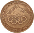 Miscellaneous Collectibles:General, 1936 Garmisch-Partenkirchen Winter Olympics Participation Medal....