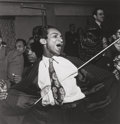 Photographs, Weegee (American, 1899-1968). Untitled (The Limbo), circa 1955. Gelatin silver. 10-5/8 x 10-5/8 inches (27 x 27 cm). Cro...