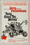 "Movie Posters:Rock and Roll, Ferry Cross the Mersey (United Artists, 1965). One Sheet (27"" X41""). Rock and Roll.. ..."