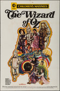 """Movie Posters:Fantasy, The Wizard of Oz (MGM, R-1970). Children's Matinee One Sheet (27"""" X41""""). Fantasy.. ..."""