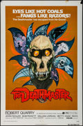 """Movie Posters:Horror, The Deathmaster (American International, 1972). One Sheet (27"""" X 41""""). Horror.. ..."""