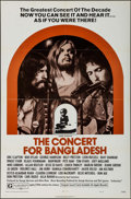 "Movie Posters:Rock and Roll, The Concert for Bangladesh (20th Century Fox, 1972). One Sheet (27"" X 41""). Rock and Roll.. ..."