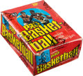Basketball Cards:Unopened Packs/Display Boxes, 1978/79 Topps Basketball Box With 36 Unopened Packs. ...