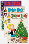 Silver Age (1956-1969):Humor, Richie Rich Group of 16 (Harvey, 1961-67) Condition: Average VG+.... (Total: 16 Comic Books)
