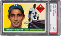 Baseball Cards:Singles (1950-1959), 1955 Topps Sandy Koufax #123 PSA NM 7....