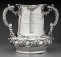 Silver Holloware, American:Other , A Shiebler Silver Presentation Trophy: The Polhemus ChallengeCup, New York, New York, circa 1890. Marks: (winged S)...