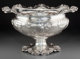 A Monumental Bailey, Banks & Biddle Silver Punch Bowl, Philadelphia, Pennsylvania, circa 1900 Marks: THE BAILEY...
